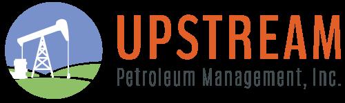 Upstream Petroleum Management Logo