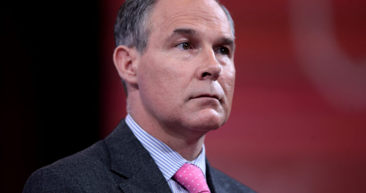 EPA chief Scott Pruitt announced the demise of the Clean Power Plan.