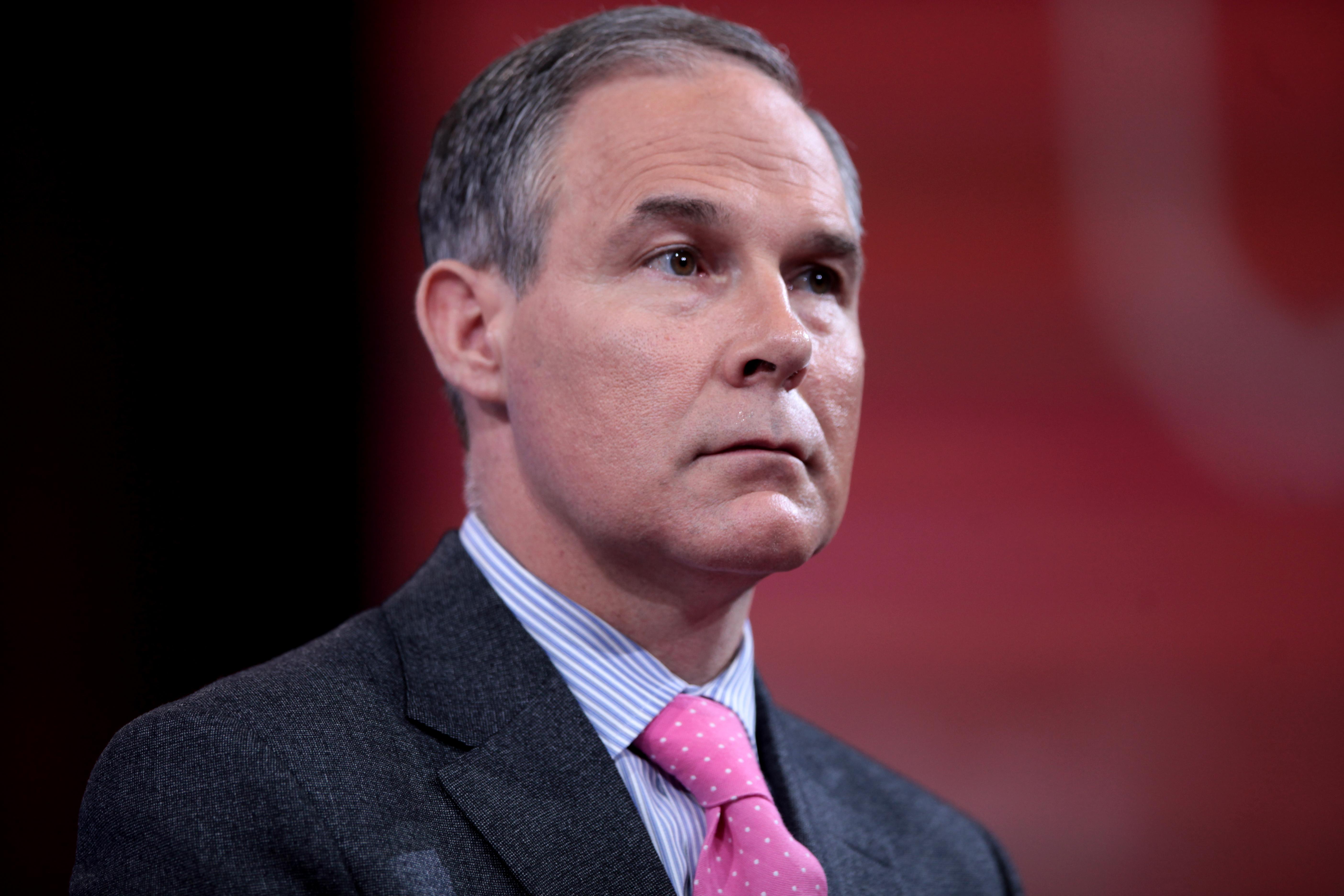 EPA chief Scott Pruitt announced the demise of the Clean Power Plan.
