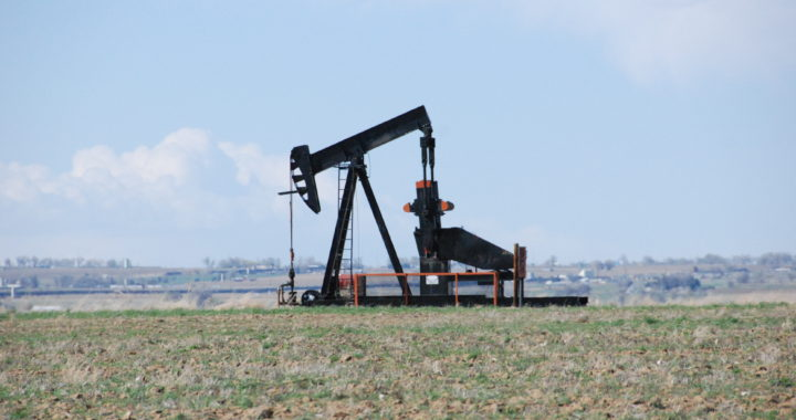 Colorado Oil Well