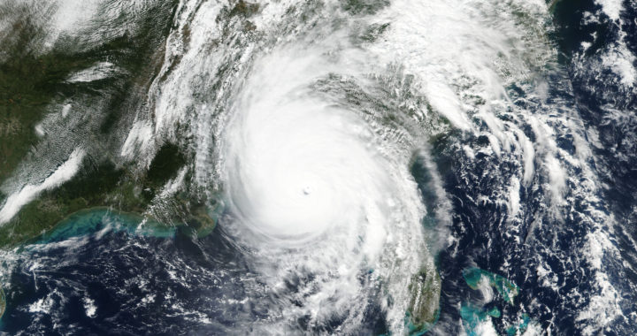 Hurricane Michael moves inland, NASA Goddard Space Flight Center/Flickr.com