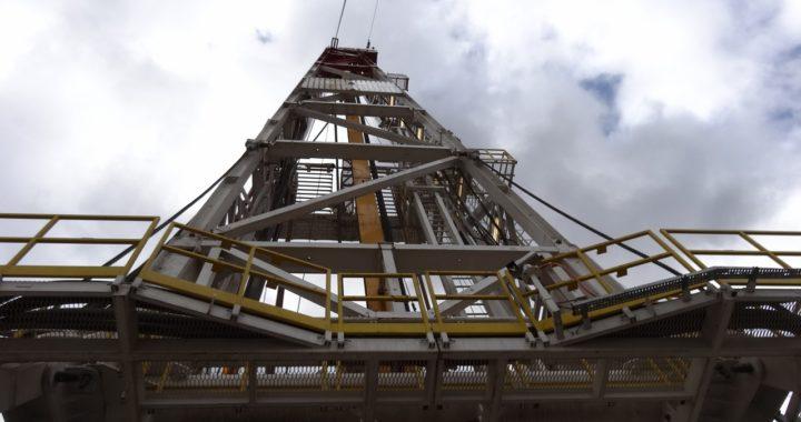 Shale oil rig, MaxPixel.net