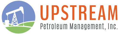 Upstream Petroleum Management Logo
