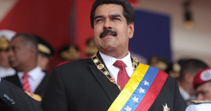 Venezuelan President Nicolas Maduro, via Wikimedia Commons