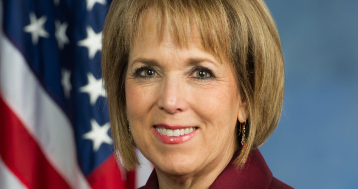 Michelle Lujan Grisham official photo, United States Congress/Wikimedia Commons