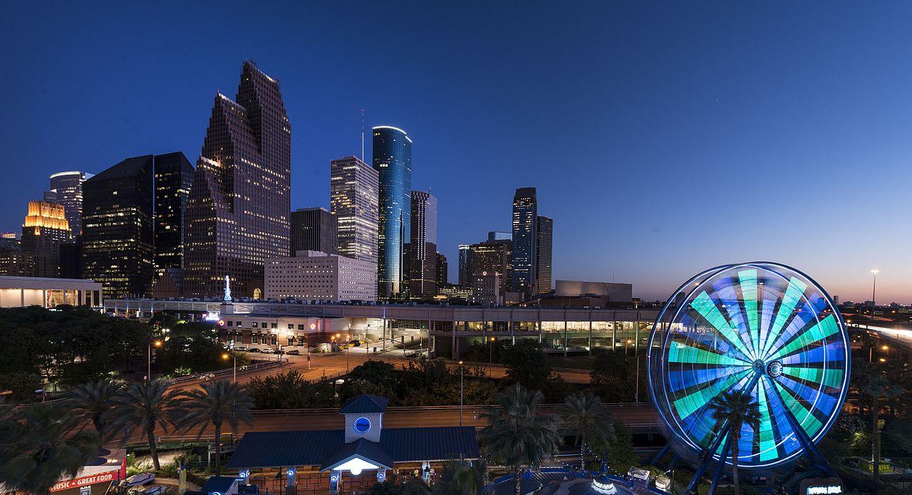 Houston,Texas -- Carol M. Highsmith/Wikimedia Commons