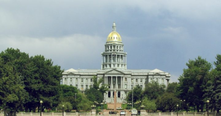 Colorado State Capital — Ken Lund/Flickr.com