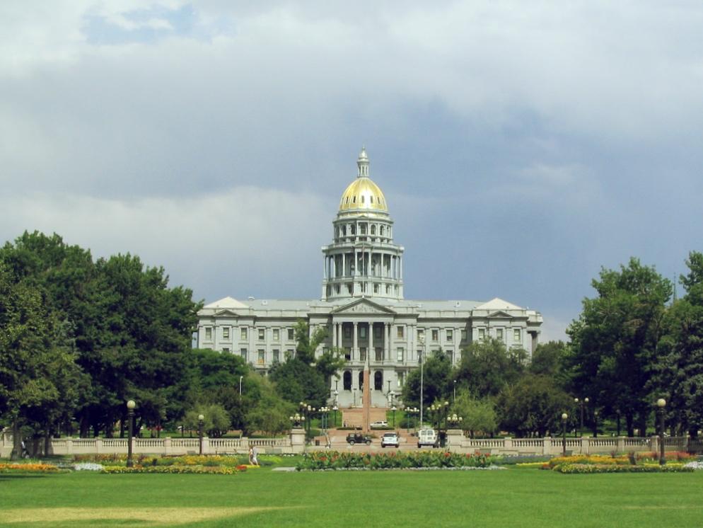 Colorado State Capital — Ken Lund/Flickr.com