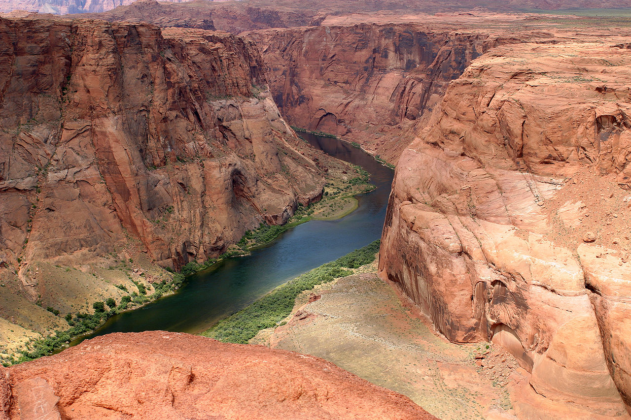 Colorado River/Adrille/Wikimedia Commons