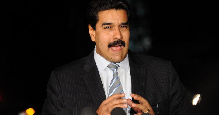 Agência Brasil, O chanceler da Venezuela, Nicolás Maduro, fala à imprensa